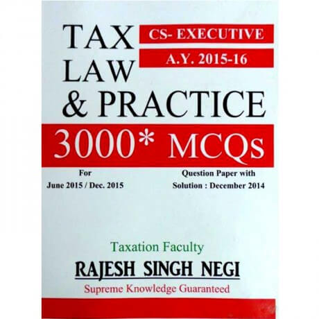 CS executive Tax Law and Practice