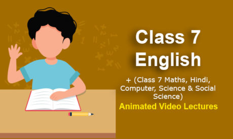 CBSE Class 7 English