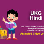 UKG Hindi Classes Online