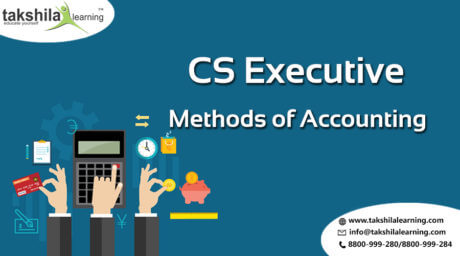 7 Methods of accounting for CS Executive - Cost & Management