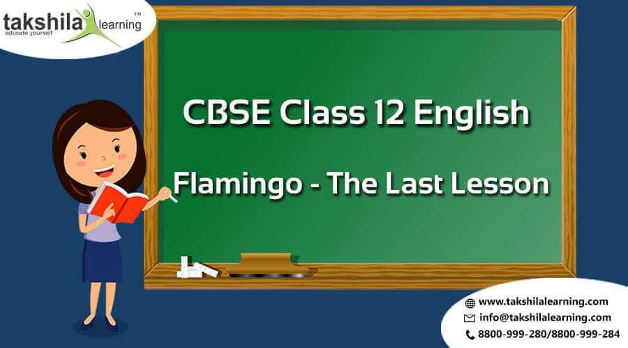 class 12th subject english flamingo an I wrote these summaries in 2009, when i was on bed for some illness i was preparing for board exams, and believe me i scored the highest marks in english in my school with 95 score in the subject, that was the highest in school i prepared the summaries by searching internet i couldnt believe that it helped a lot of students in.