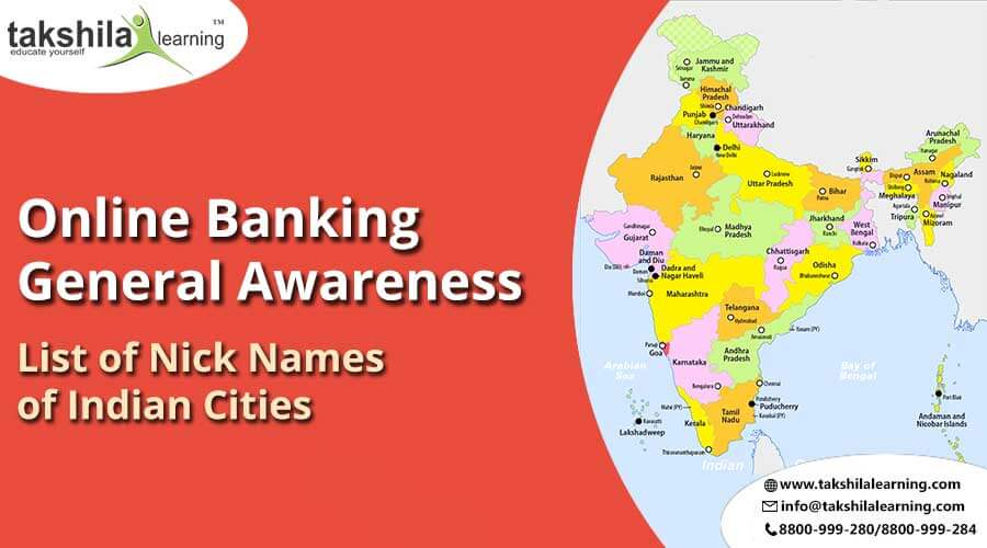 List Of Nicknames Of Indian Cities Nicknames Of Indian Cities