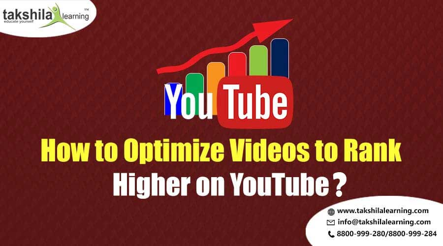 How to Optimize youtube Videos to Rank Higher on YouTube? Youtube SEO
