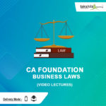 CA Foundation Business Laws Video Lectures & Online classes