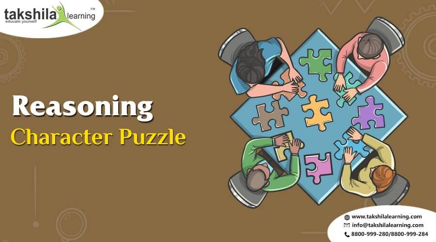 Diagrammatic Character Puzzles Questions and Answers