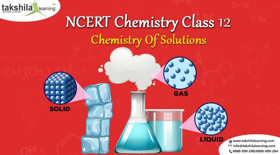 Chemistry of Solutions, Types of Solutions, Characteristics of a Solution, Chemistry notes for Class 12, NCERT Chemistry Class 12