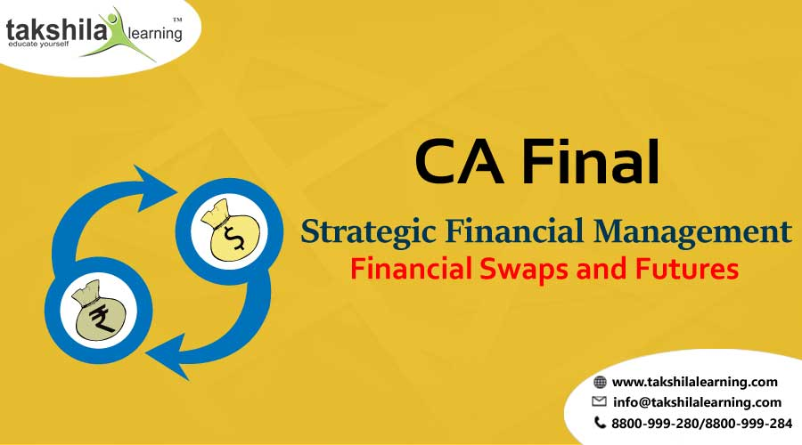 CA FINAL STRATEGIC FINANCIAL MANAGEMENT FINANCIAL SWAPS AND FUTURES