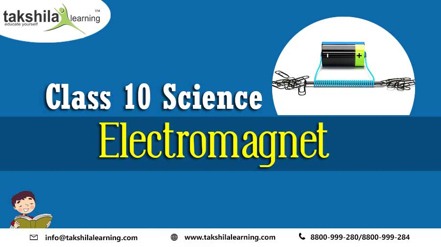 What is Electromagnet? Magnetic Effect of Current - Class 10 Science
