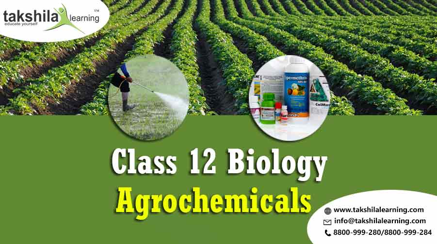 Agrochemicals Biology Notes for Class 12, 12th class biology