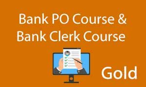 BANK CLERK & BANK PO Exam preparation video lectures & classes