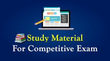 Study Material For IBPS & SBI PO , CLERK & Other competetive Exams