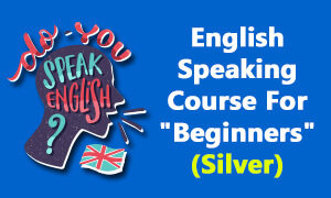 English speaking online Course classes by expert faculty
