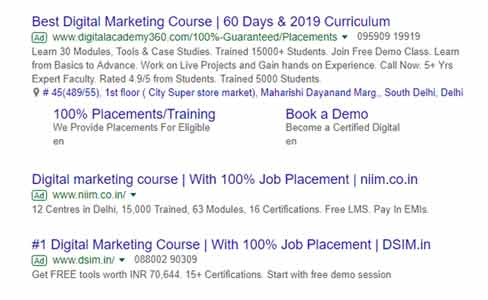 what is Google Ad Words and how does work?