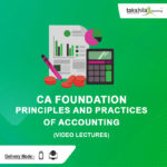CA Foundation Principles And Practices of Accounting