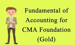 cma foundation accounting gold