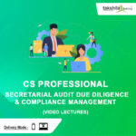 CS-Professional-Secretarial-Audit-Due-Diligence-&-Compliance-Management