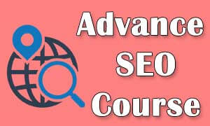 SEO Course Online : SEO Online Course In Hindi / English : SEO Training