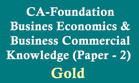 CA-Foundation-Business-Economics-&-Business-Commercial-Knowledge-(Paper---2)-Video-Lectures-gold