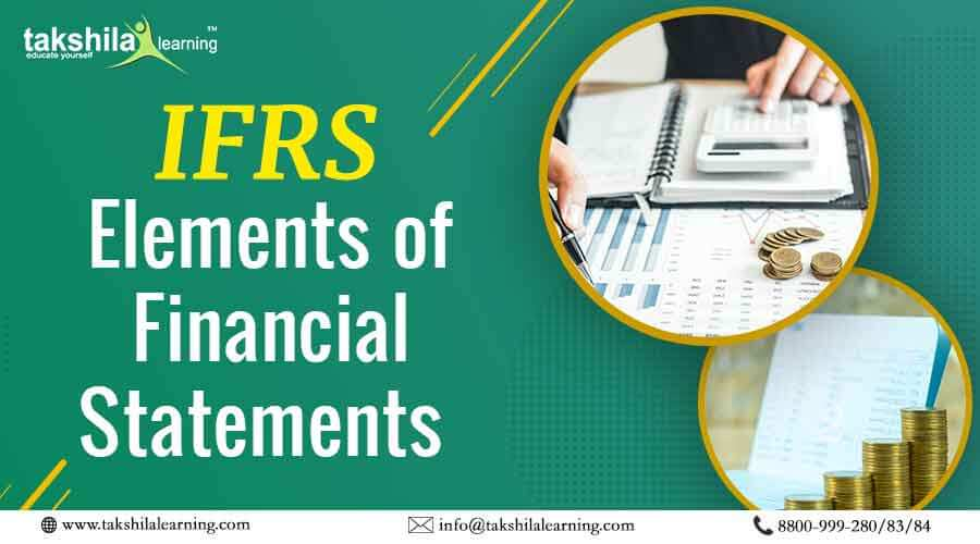 Elements of Financial Statements (IFRS)