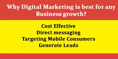 What is Digital Marketing; Why Digital Marketing; Why Digital Marketing is Important for your business; Importance of Digital Marketing; Role of digital marketing