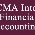 CMA Inter Financial Accounting Video Lectures & Online Classes