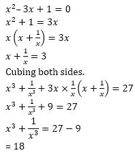 How to solve Algebra questions