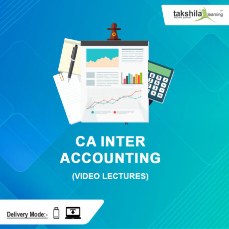 CA Inter Accounting