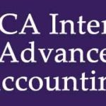 CA Inter Advance Accounting Video Lectures In Pendrive & Online Classes