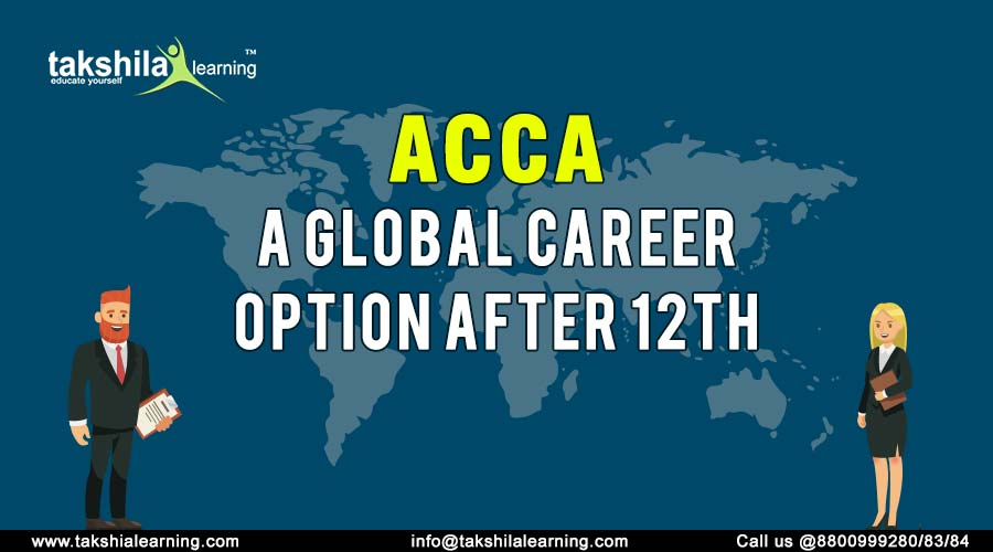 ACCA - A Global Career option after 12 | Why ACCA ? - ACCA in India