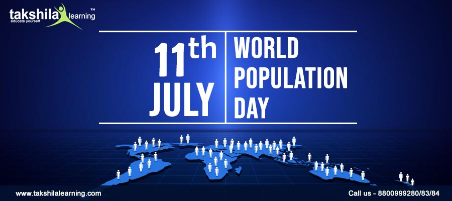 UNITED NATIONS WORLD POPULATION DAY – JULY 11