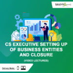 CS Executive SBEC Online & Video Lectures