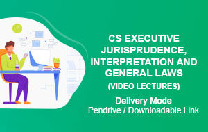 CS EXECUTIVE JIGL Online Classes & Video Lectures By Experts
