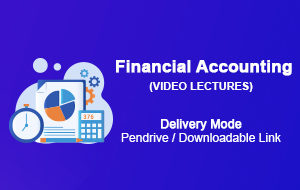 CMA Inter FINANCIAL ACCOUNTING online classes