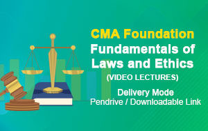 CMA Foundation Fundamentals of Laws and Ethics Online Classes