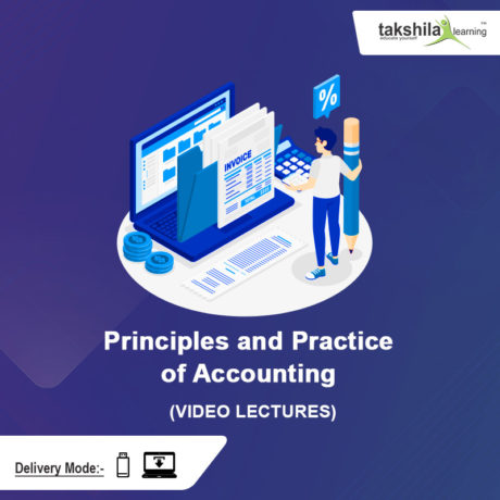 Paper 1 CA Foundation Principles and Practice of Accounting Video Lectures