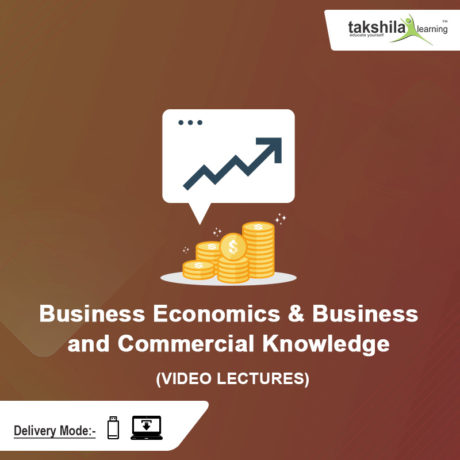 CA Foundation Business Economics & Business and Commercial Knowledge
