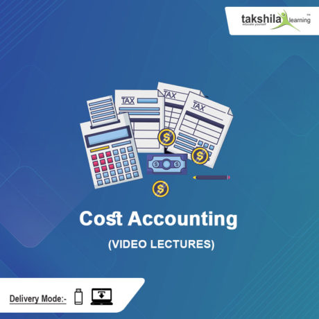 CMA Inter Cost Accounting Video Lectures & Online Classes : Paper-8