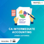 Paper 1 : CA Inter Accounting Video Lectures