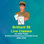Delhi Police Live Classes : SSC CPO Live Classes