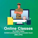 Delhi Police Online Coaching Classes & SSC CPO Online Classes
