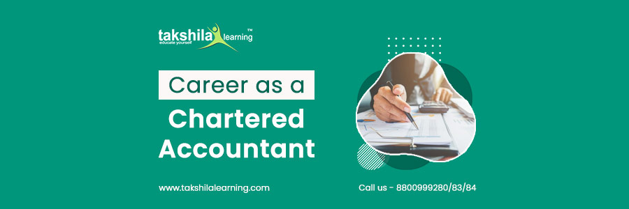 Career as a Chartered Accountant
