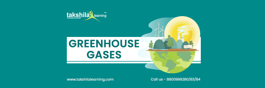 Greenhouse Gases and the Greenhouse Effect