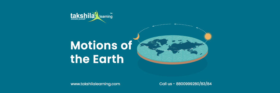 Motions of the Earth NCERT Social Science