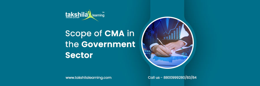 Scope of CMA in the government sector
