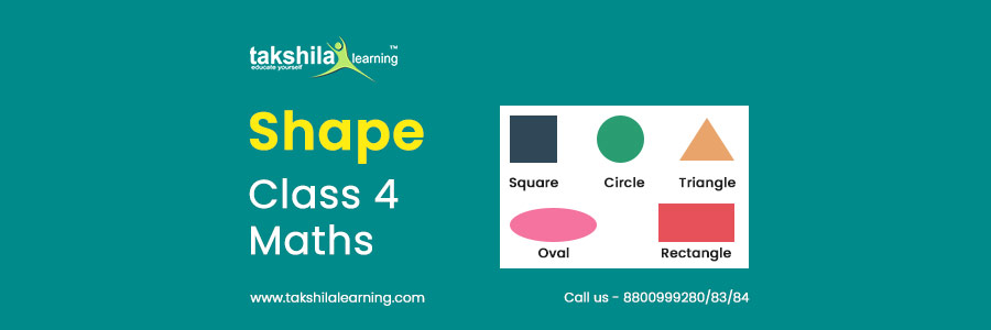 Shape, Space and Patterns - Class 4 Maths Worksheet