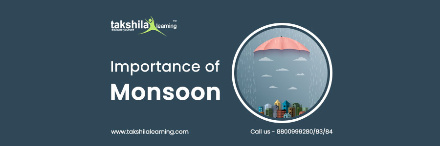 Importance of Monsoon in India