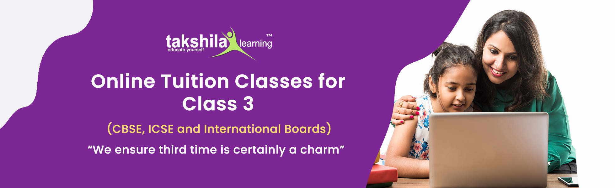 Online Tuition Classes for Class 3