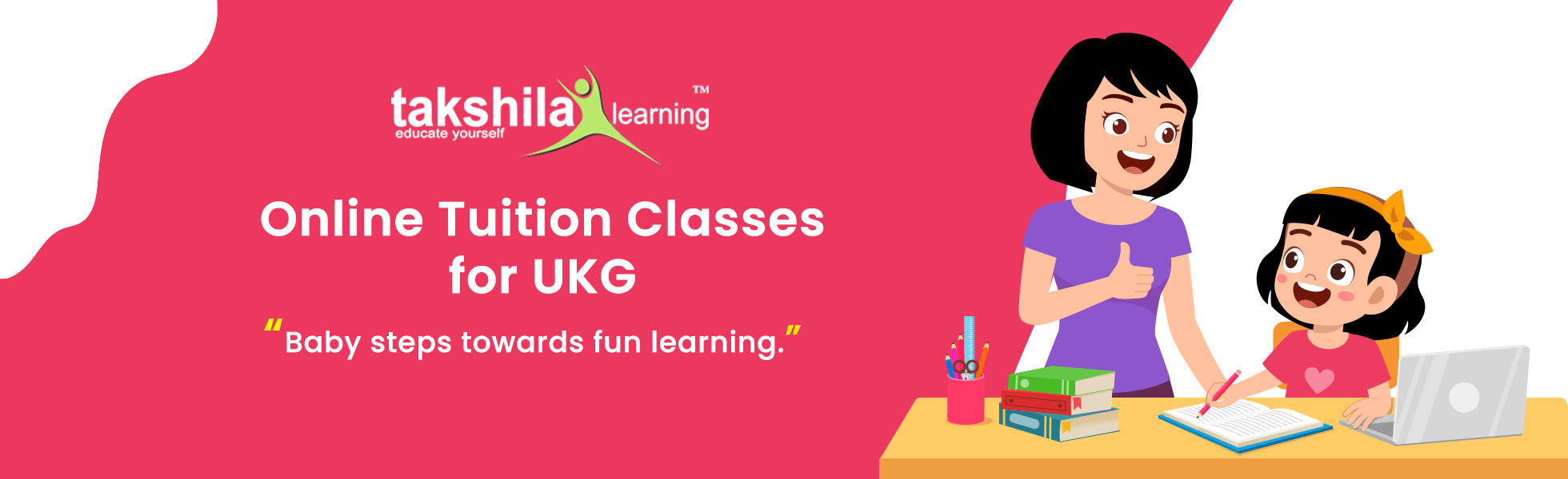 Online Tuition for UKG Class
